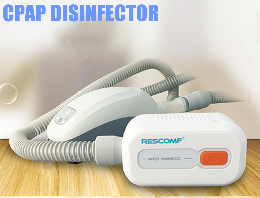 Rechargeable Battery Ventilator Sterilizer CPAP APAP BPAP Disinfector 2000mAh Sleep Apnea OSAHS OSAS vjoycar tk10sse 10000mah rechargeable removable battery