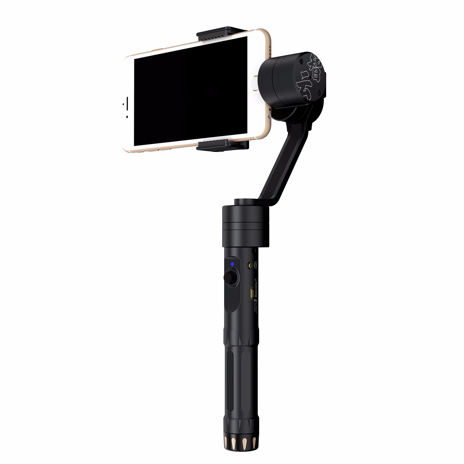 Zhiyun Z1 Smooth II 2 Multi-function 3-Axis Handheld Steady Gimbal Supports Phone Camera Wireless Controller for iPhone 7 plus стоимость