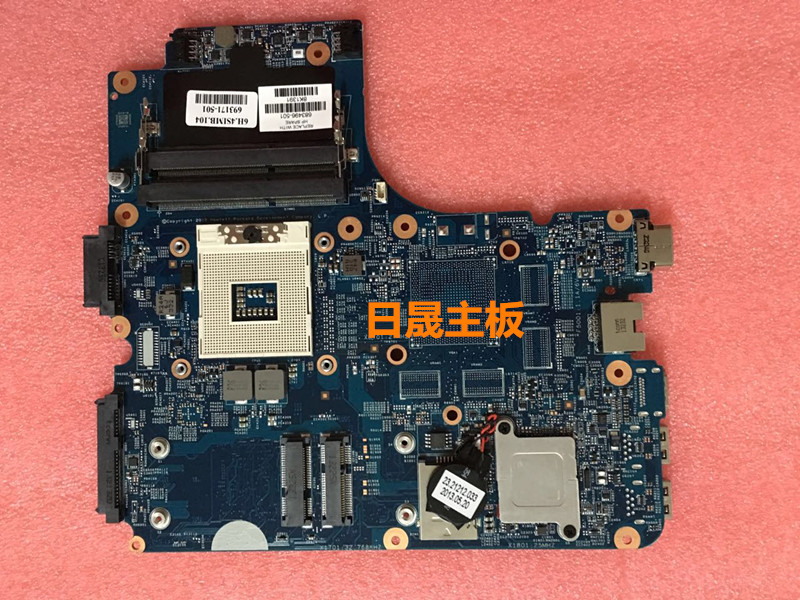 ФОТО 683496-001 683496-501 FOR HP ProBook 4440s Notebook for hp 4540S 4440S laptop Motherboard integrated100% fully tested