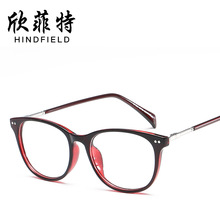 81eb408928 2018 Hot Sale Lentes Opticos Mujer New Flat Light Mirror Is A Vintage Round  Pin Eyeglasses