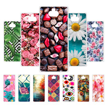 3D DIY  Phone Case For Sony Xperia 10 Cases Plus Silicone Cartoon Soft Cover Xperia10 10Plus