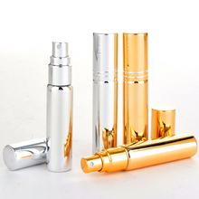 NEW 10ml Travel Perfume Atomizer Bottle Portable Refillable Spray Cases Mini Bottles DROP SHIPPING OK