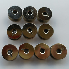 лучшая цена 10 pieces bobbins for GLODEN WHEEL CS-8810