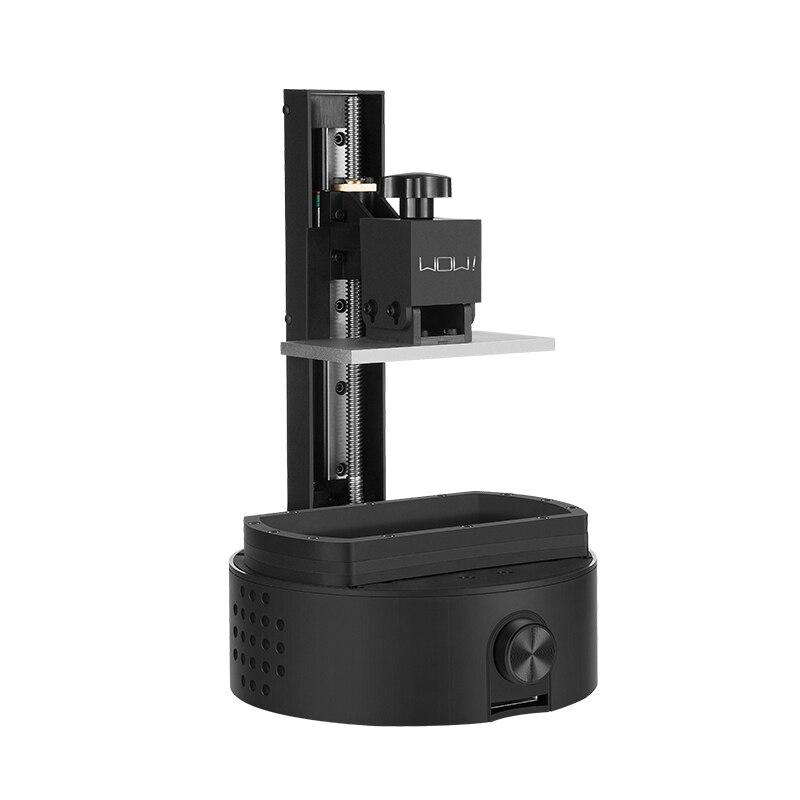 Résine 3d imprimante WOW sparkmaker photopolymérisable résine UV SLA! DLP! Imprimante 3d LCD/expédition express de moscou russe - 3