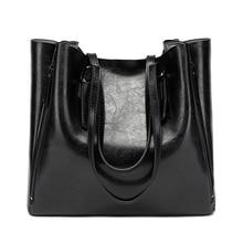 Nova moda de luxo bolsa feminina grande tote bolsa feminina balde sacos de ombro senhora couro mensageiro saco de compras