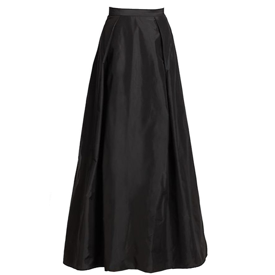 4da624022d Online Get Cheap Woman Simple Black Long Skirt -Aliexpress.com .