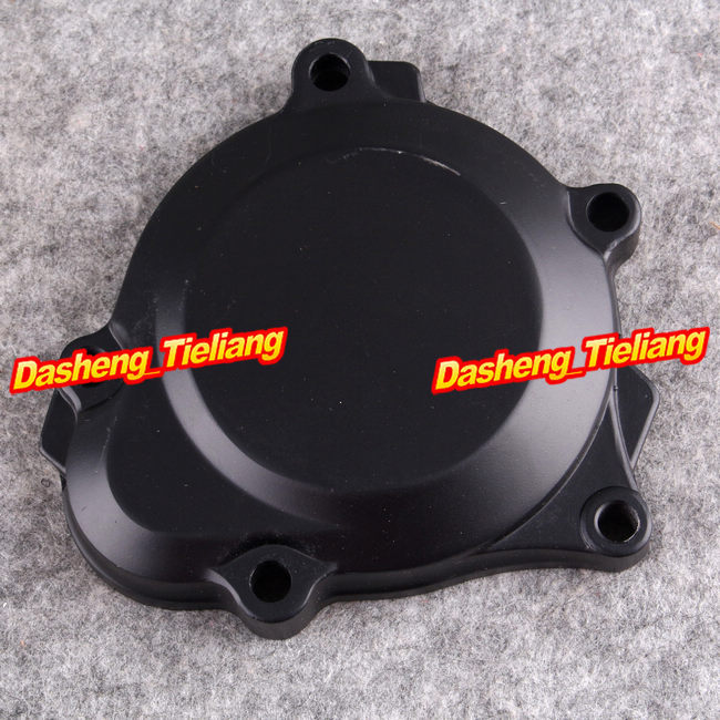 CNC Stator Engine Crank Case Cover Protector for Suzuki GSXR 600 750 1996 1997 1998 1999 2000 2001 2002 2003 2004 2005, Black motorcycle generator magneto engine stator coil for suzuki gsxr600 gsx600r gsxr 600 1997 1998 1999 2000 gsxr750 1996 1999