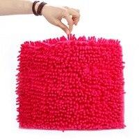 2 PCS Anti Slip Water Absorption Bathroom Rugs Carpet For Bedroom Sofa Floor Mats Entrance Door Mats High Absorbency Microfiber