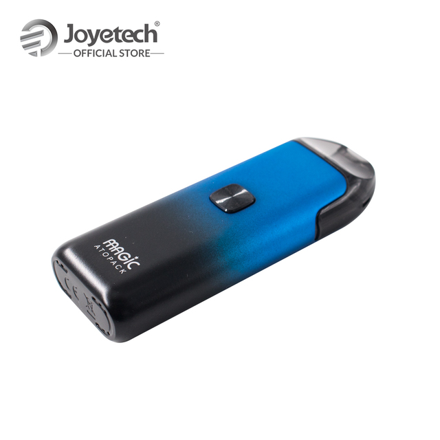 Warehouse Original Joyetech Atopack Magic Pod System Kit 7ml Coil-less 0.6ohm NCFilm Heater Built in 1300mAh VS minifit/E-Cig 3