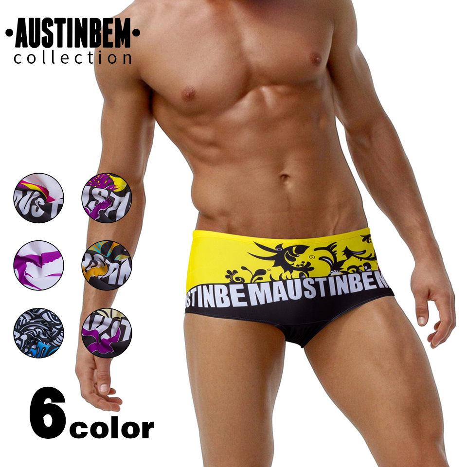 AUSTINBEM Brand digital printing swimsuits for <font><b>men</b></font> swim pants <font><b>men</b></font> swimming suits swim surf board shorts <font><b>Sexy</b></font> swimming pants <font><b>212</b></font> image