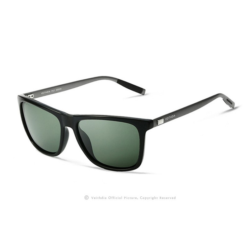 c0a754fd9b Luxury Mens Polarized UV400 Sunglasses Fashion Sport Driving Glasses Eyewear  HD 4 Colors-in Sunglasses from Men s Clothing   Accessories on  Aliexpress.com ...