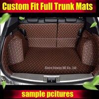 Custom Fit Car Trunk Mats For BMW 3 4 5 6 7 Series M3 X1 X3