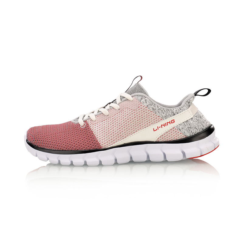 BIG SALE Li-Ning Women Shoes 24H Smart Quick Training Shoes Li Ning Breathable Sports Shoes Light Weight Sneakers AFHM024