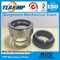 M37G 70/G9 M37G/70 G9 Burgmann Mechanical Seals (Material:SiC/TC/Vit) With G9 Silicon carbide Seat for Shaft Size 70mm Pumps