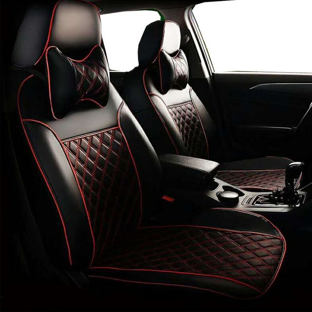 Car seat cover for bmw e46 coupe seat covers fully cover same structure fitment front and rear set leather seat covers for cars