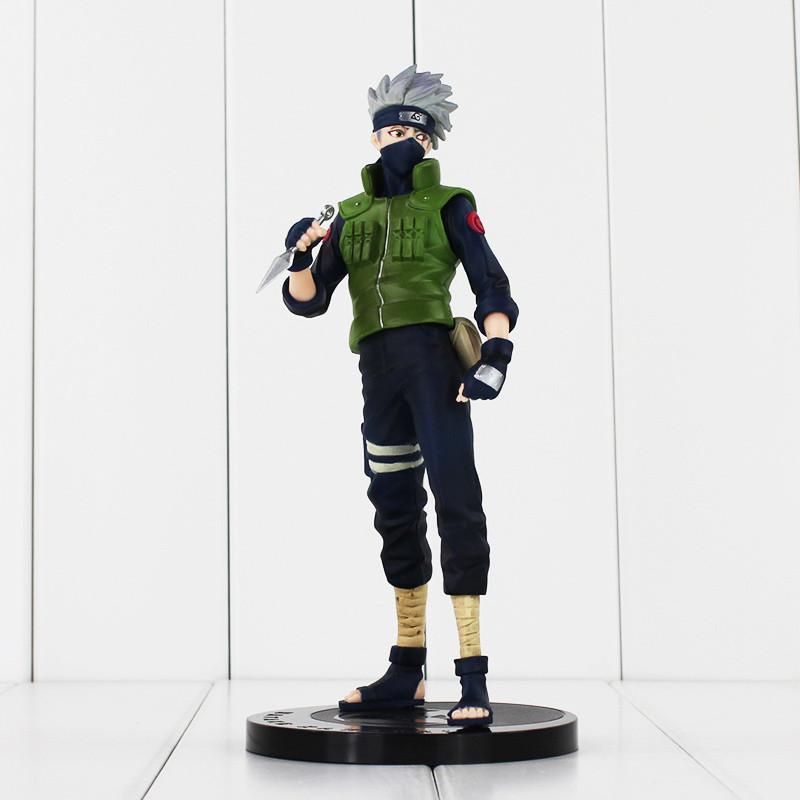 """8"""" 21cm Naruto Action Figures Hatake Kakashi"""