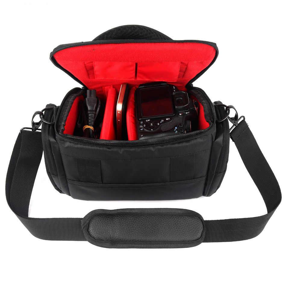 عالية السعة للماء DSLR كاميرا حقيبة حالة ل بنتاكس K-1 K-3 K-7 K-30 K-50 K-500 K-5 II IIs K-S2 K-S1 k70 K50 K5II Q-S1 Q Q7