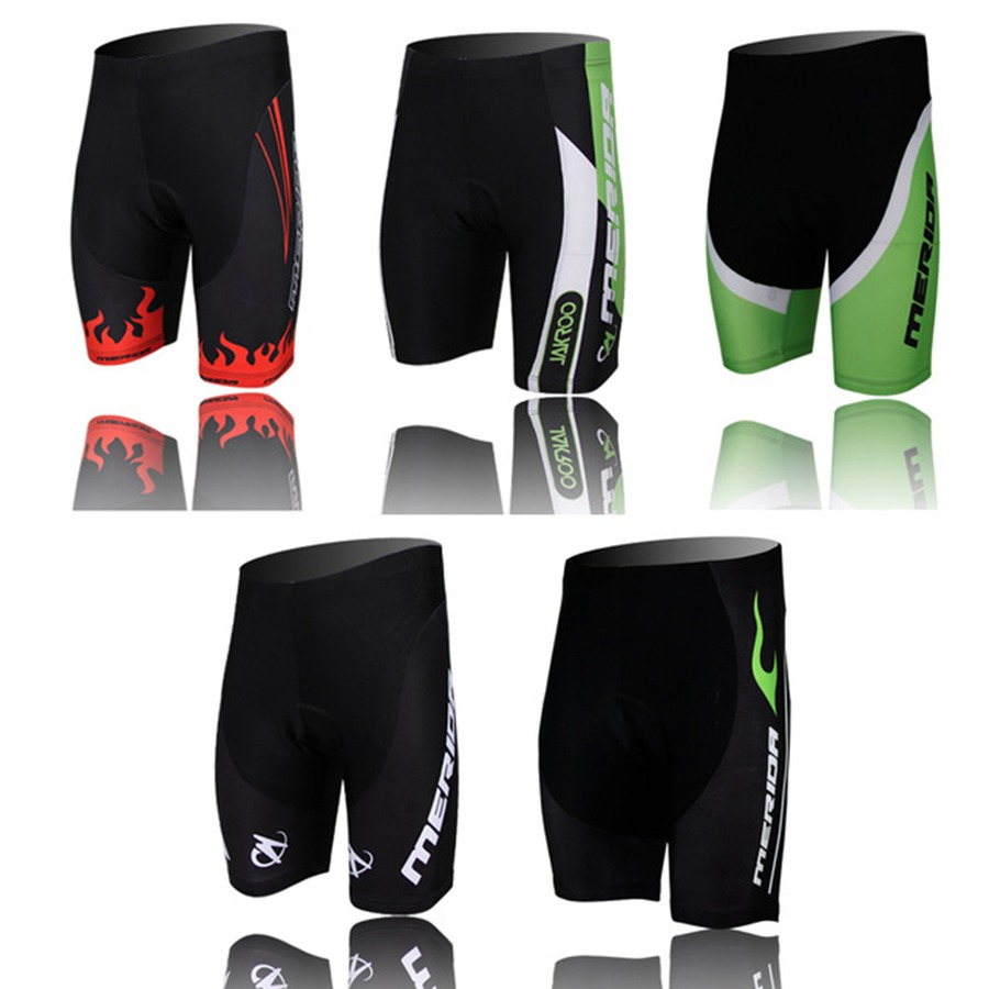 2018 New Arrival men cycling shorts with pad bike shorts bermuda ciclismo Size S-5XL CD0810