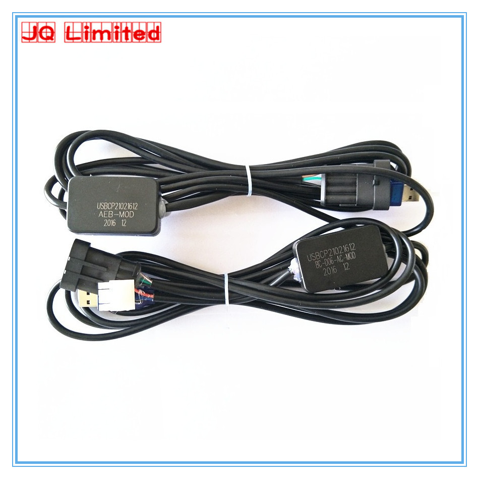 GAS ECU to PC USB cable Debugging cable diagnosis cable for Landirenzo Lovato AC300 AEB mp48