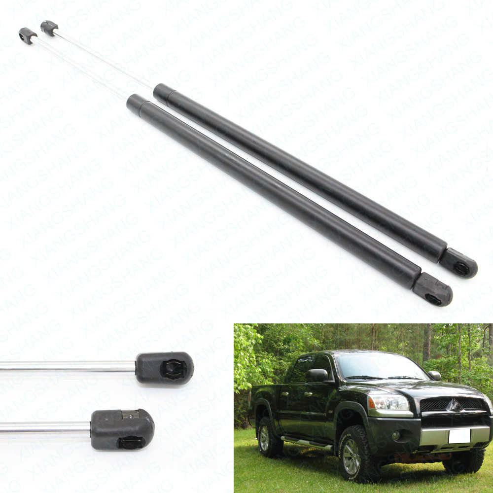 Front Bonnet Hood Gas Charged Lift Support FOR Dodge Ram Dakota Cab Pickup 2005-2011 19.33inches
