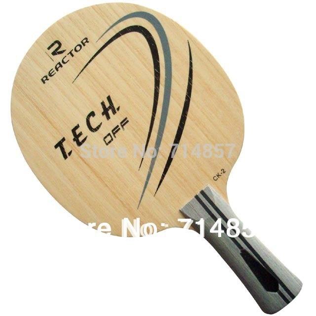 REACTOR CK-2 Table Tennis Carbon Racket Ping Pong Blade Bat Tenis De Mesa CK2 Paddle