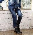 Fashion Nova Jeans Boys Fashion Jeans Spring Autumn 2017 New Arrival Children Pants NZK0026