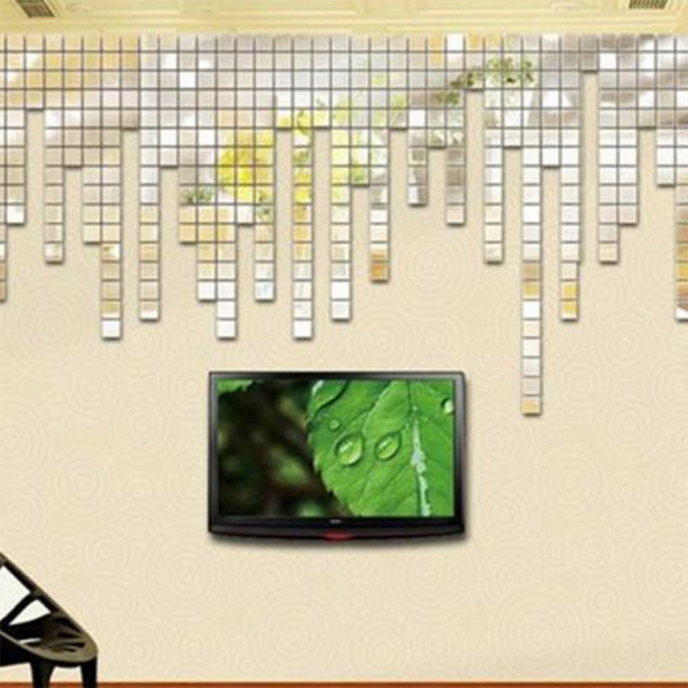 Mosaico parede de azulejos adesivos vender por atacado for Mosaico adesivo 3d