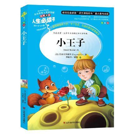 World Famous Novel Fiction Xiao Wang Zi For Middle School Students Children Kids Books