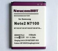 EB595675LU For Samsung GALAXY Note 2 Battery Note II N7100 N7105 N7102 T889 L900 N7108D Note2