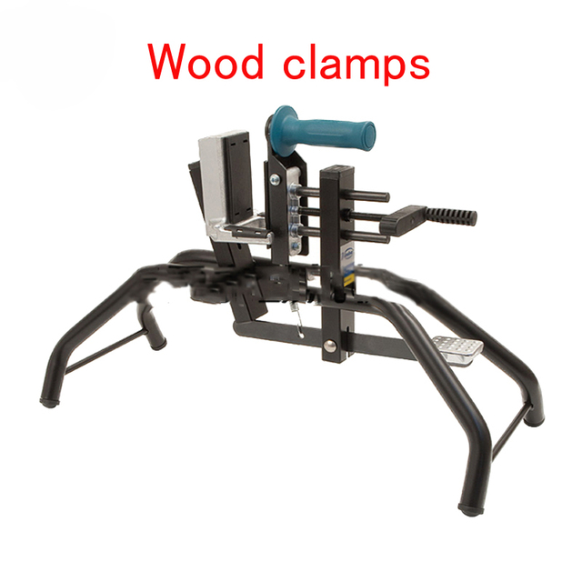 Handheld Wood Clamp 6 80mm Thickness Plate Fixture Woodworking Tools