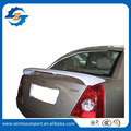 ABS Primer Unpainted Color Rear Trunk Spoiler Fit For Chery A5 Sedan Spoiler With LED light