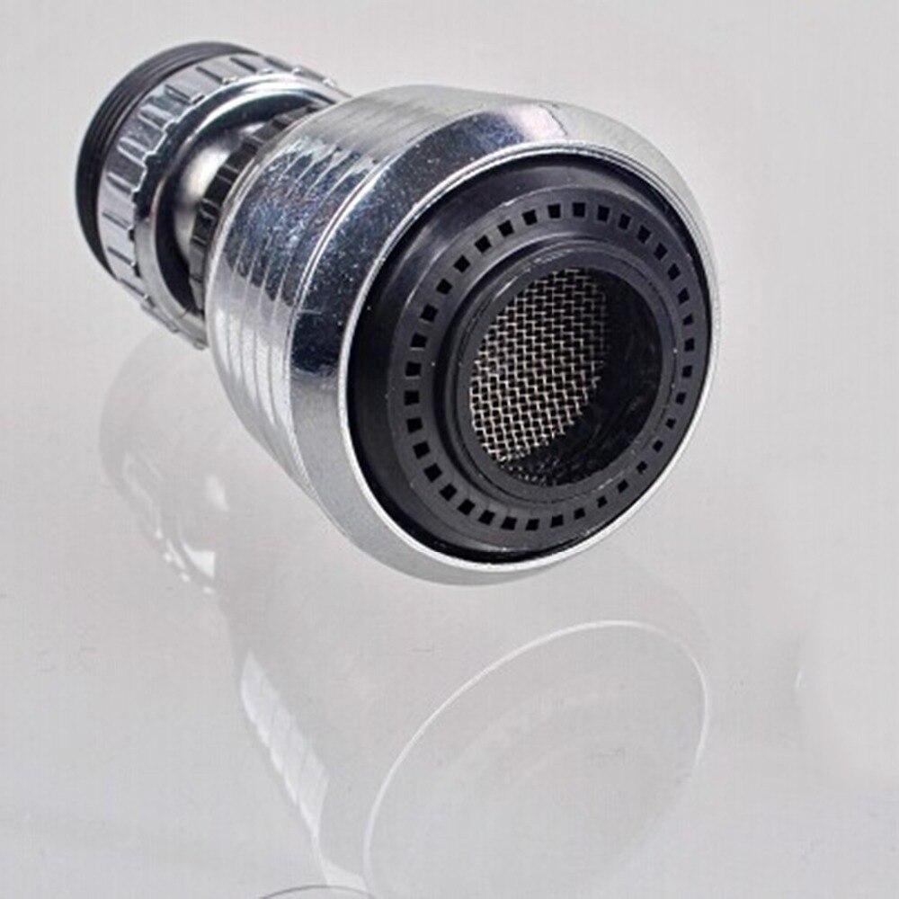 360 Degree Swivel Bathroom Water Saving Aerator Bubbler Tap Faucet ...