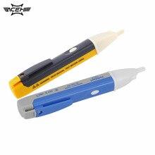 Socket Wall AC Power Outlet Voltage Detector Sensor Tester Electric Test Pen LED Light Voltage Indicator 90-1000V Free Shipping