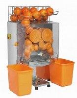 מכונה חולץ מסחטת תפוזים אוטומטי מסחרית, 110 V טרי כתום לימון מסחטה עם אימות CE משלוח חינם