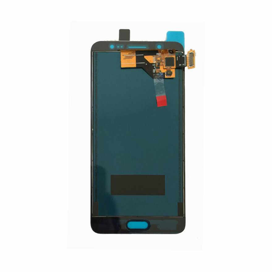 5 pcs AAA لسامسونج غالاكسي J5 2016 SM-J510F J510FN J510M/Y/G J510 شاشة الكريستال السائل + مجموعة المحولات الرقمية لشاشة تعمل بلمس شحن مجانا