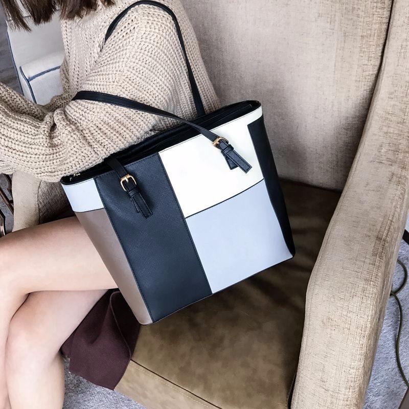 Tote Handbags Color High