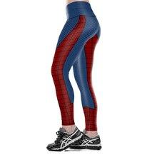 Spiderman Leggings For Women