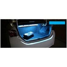 Lsrtw2017 Тюнинг автомобилей светодио дный багажник автомобиля света для toyota corolla 2013 2014 2015 2016 2017 2018 E170