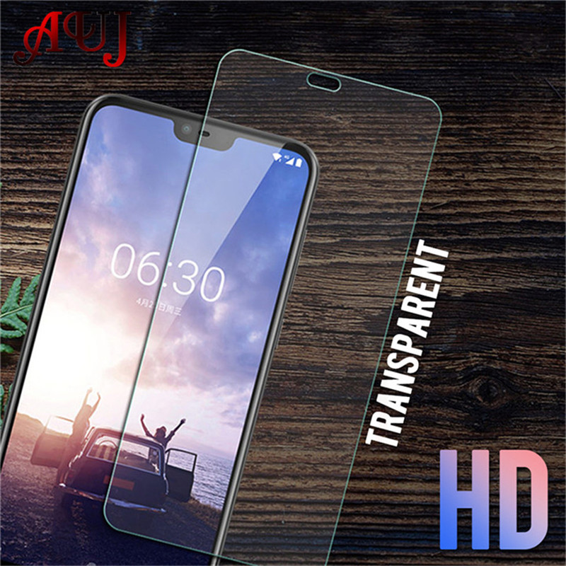 Galleria fotografica 9H Tempered Glass For Nokia 550 650 830 730 430 435 Screen Protector Ultra-thin For Nokia 3 5 6 7 8 Screen Protector Film Glass