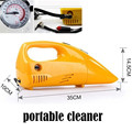 new 90w 2 IN 1 Inflator Air Compressor Portable Handheld Mini  With Air Pump  Car vacuum cleaner
