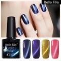 BELLE FILLE Cat Eye Line UV/LED Ногтей Гелем 3D золотисто-желтый рубиново-красный Цвет Маникюра Лак 10 мл DIY Nail Art лак для ногтей