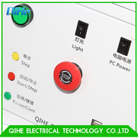 Easy Operation High Precision Smt Pick And Place Machine Automatic Low Cost For Led Lighting Production