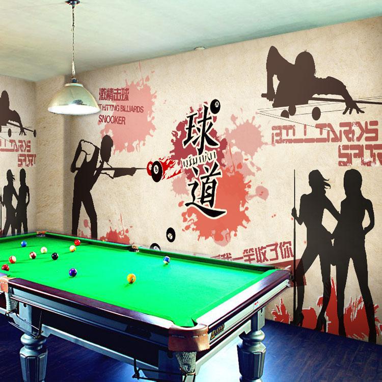 Free Shipping Sports Sport Snooker Billiard Hall Sofa Tv