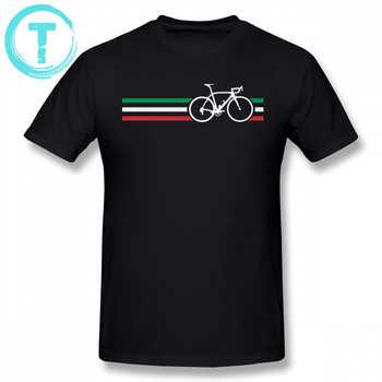 Dogma T Shirt Bike Stripes Italian National Road Race V2 T-Shirt XXX Short-Sleeve Tee Shirt Fun Printed Male Casual Tshirt - DISCOUNT ITEM  36% OFF All Category