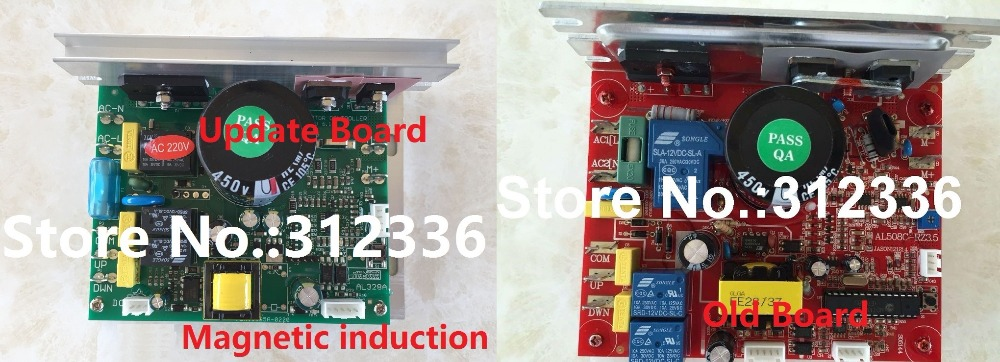 Free Shipping AL328A AL508C RZ3 5 AL508C Magnetic induction Motor Controller EVERE UP DOWN treadmill motherboard
