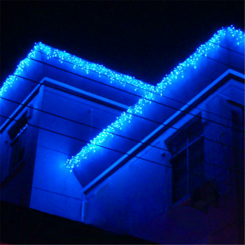 Blue Christmas Led Lights
