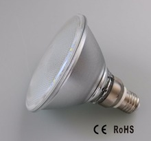 LED Par38 15 W E27 Par 38 LED spotlight lampada SMD5730 Ombrello bulblight refletor impermeabile 110 V 220 v 240 v(China)