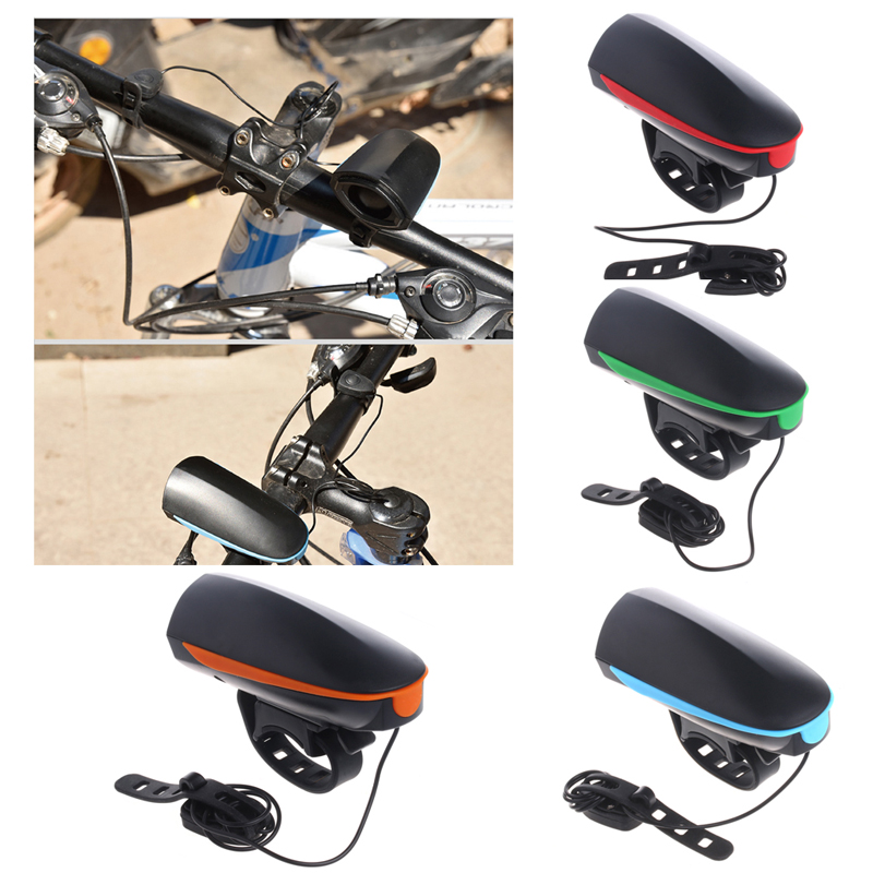 hot sale electronic bike bell ring 110db cycling bicycle hornhot sale electronic bike bell ring 110db cycling bicycle horn speaker aaa battery powered high quality in bicycle bell from sports \u0026 entertainment on