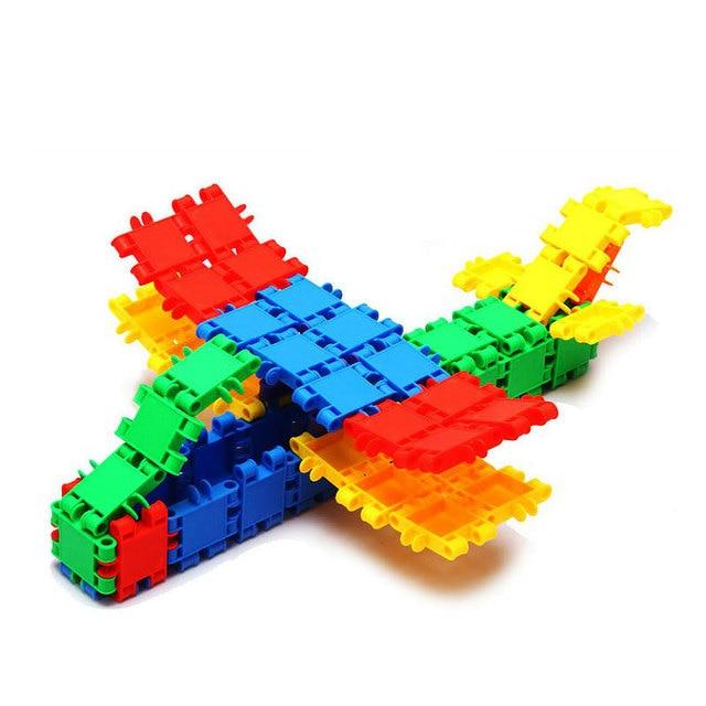 Minecraft Blocs de Construction Cube Jenga En Plastique Blocs 2 4 ...