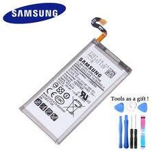 Samsung bateria original EB-BG950ABE EB-BG950ABA para samsung galaxy s8 SM-G9508 g9508 g9500 g950u SM-G g projeto sonho 3000mah